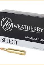 Weatherby 257 WBY MAG 100 GR Hornady Interlock