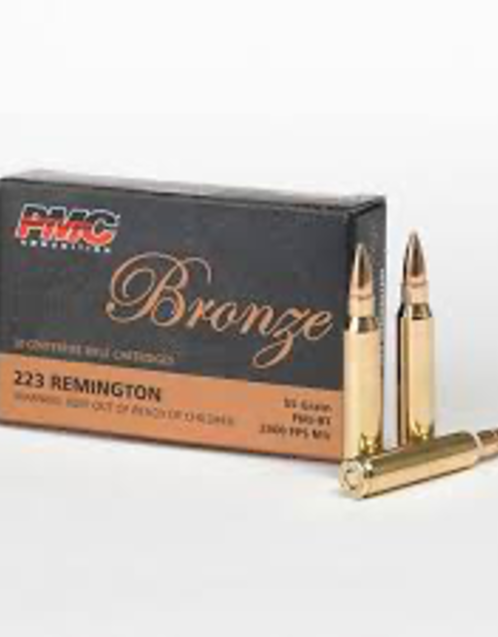 PMC .223 55GR FMJ