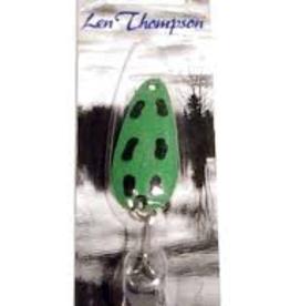 Len Thompson Green Frog 00