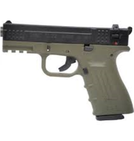 ISSC Australia M22 Green/Black SD 22 LR