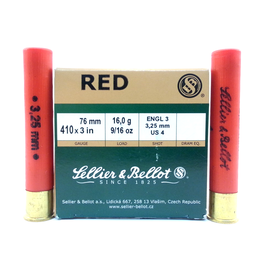 Sellier & Bellot S & B RED 410 3in
