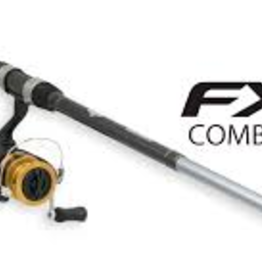"Shimano FX 6'6"" Medium Action:fast Combo"