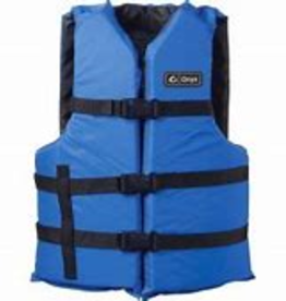 Onyx Purpose Vest Blue/Black Universal Onyx 103000-500-004-1 2 General