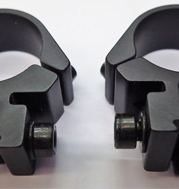"""Sako Optilock Rings 1"""" Low 11mm Rail"""