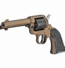 "Ruger Wrangler .22 LR 4 5/8"" Barrel Burnt Bronze Cerakote"