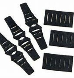 QAD Replacement Felt QAD 3 Pack Black