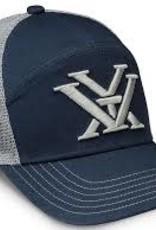 Vortex Navy 3 Panel Logo Vortex Hat