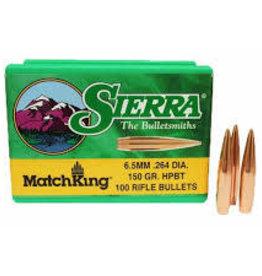 Sierra Sierra 1740 Rifle Bullets 6.5mm