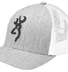 Browning Game Day Heather Grey Cap