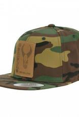 Badlands Army Flatty Hat