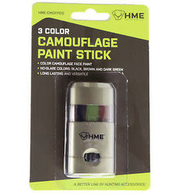 HME Camouflage Paint Stick 3 Color