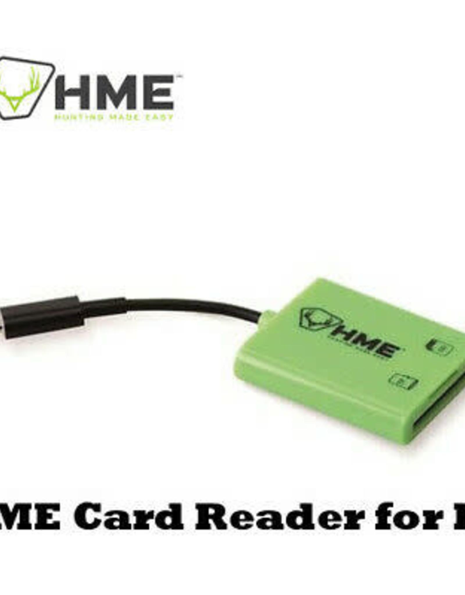 HME SD Card Reader For iOS Devices