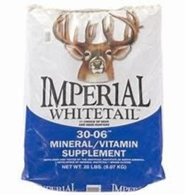 Whitetail Institute 30-06 Mineral/Vitamin Supplement 20 LB Bag
