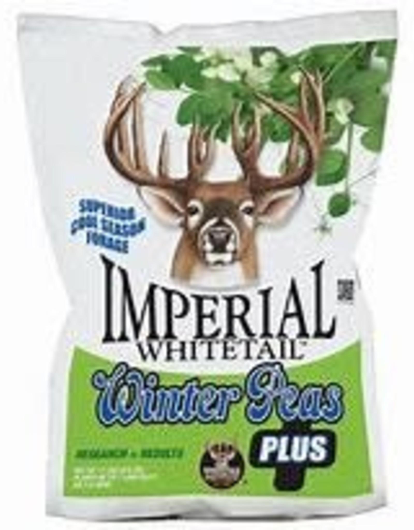 Whitetail Institute Winter Peas Plus 11 LB Bag