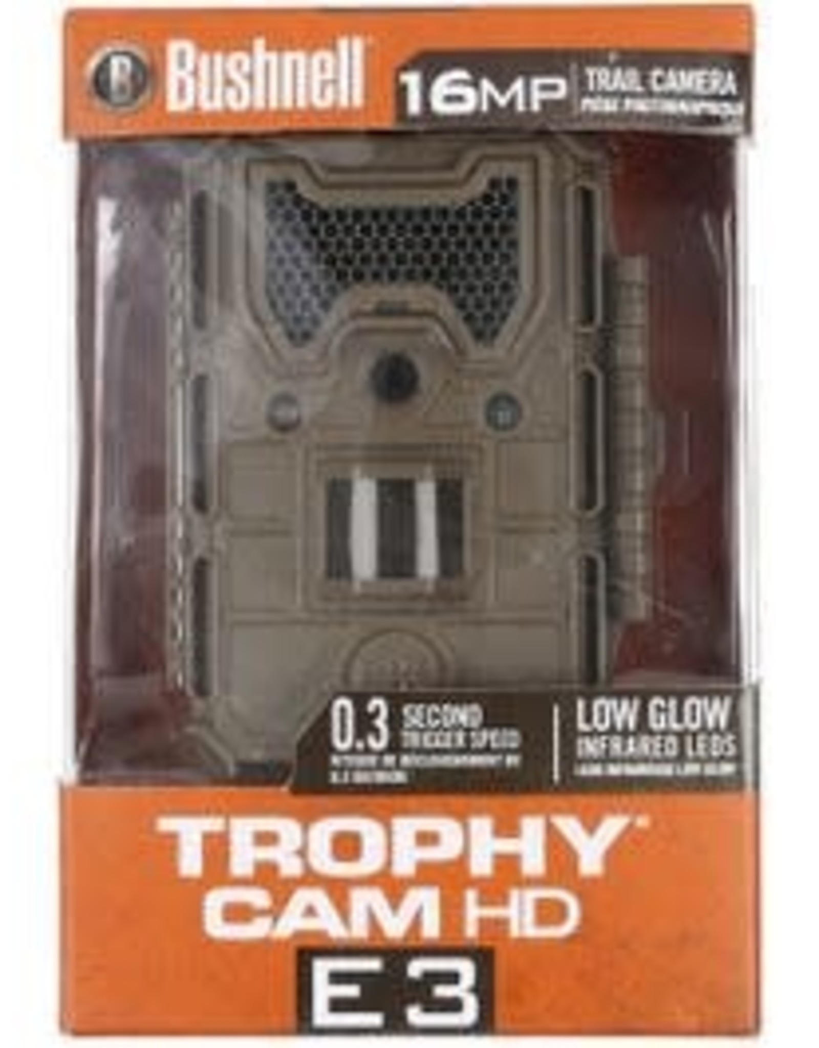 Bushnell 16 MP Trophy Cam Essential E3