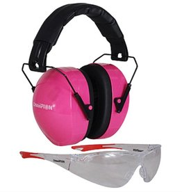 Champion Eyes & Ears Combo Pink