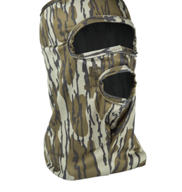 Primos 3/4 Mask Stretch Fit Mossy Oak Bottomland