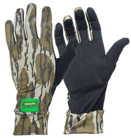 Primos Stretch Sure Grip Glove Mossy Oak Bottomland