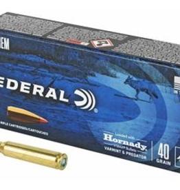 Federal 223 53 Gr V-MAX