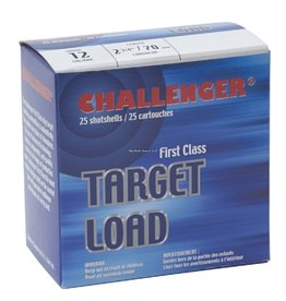 """Challenger 12 Gauge 2 3/4"""" #8 Target Load"""