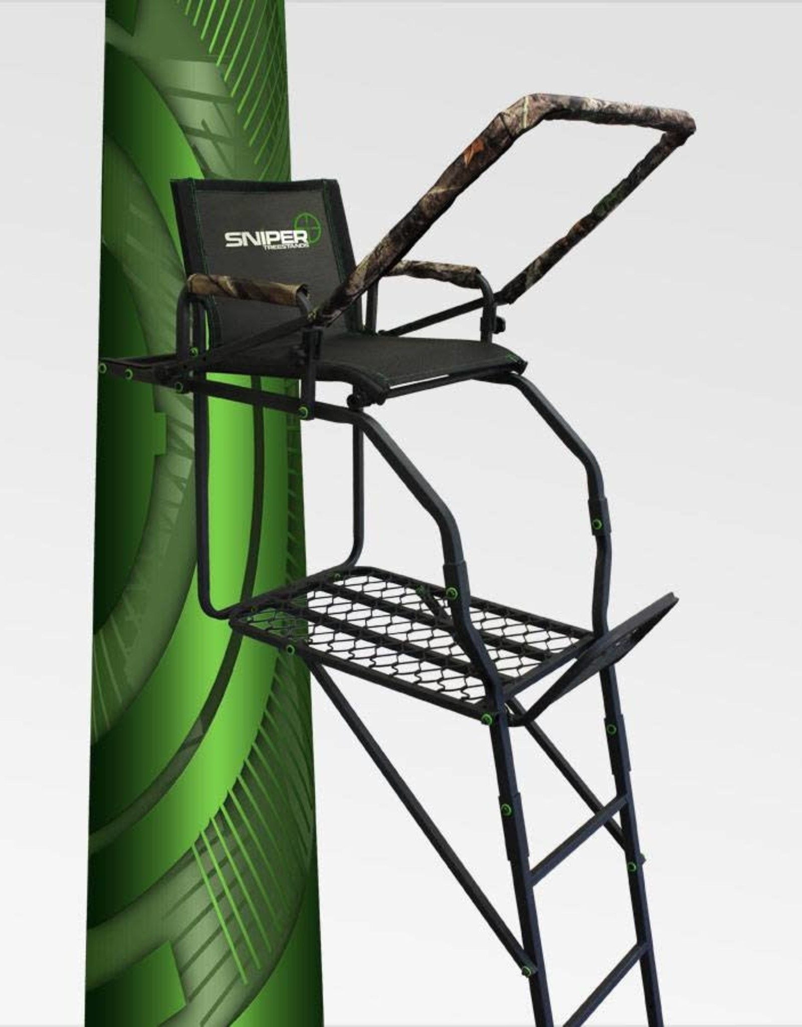 The Solitude 17 FT Ladder Stand
