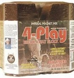 Whitetail Institute 4-Play Break Away Block 25 LB