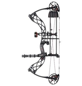 Bowtech Carbon Icon G2 RH 60# Black DLX