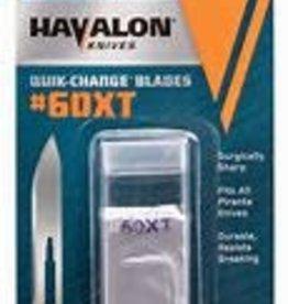 Havalon 60 XT Quik-Change Blades