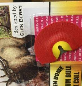 Berry Game Calls Golden Dome Medium Bull Reed
