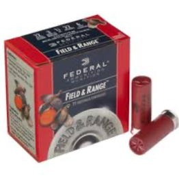 "Federal Field & Range 2 3/4"" #4 Lead 1 1/8 oz"