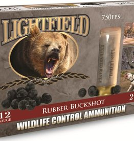 Lightfield Wildlife Control Rubber Buckshot