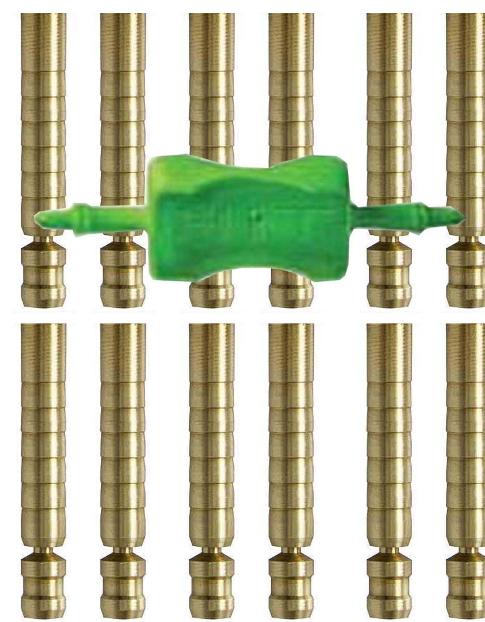 Easton 5mm Brass Inserts 50-75 gr