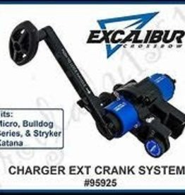 Excalibur Charger EXT Fits Micro, Bulldog, and Katana