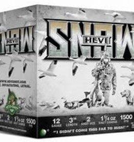 "Hevi Steel HEVI-snow 12 GA 3"" #2 1 1/4 oz"