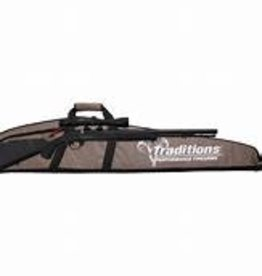 Traditions Buckstalker Accelerator Rifle .50 Cal Blued/Synthetic W/ 3-9x40 Scope & Case