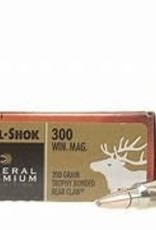 Federal 300 Win Mag 200 Gr Trophy Bonded Bear Claw