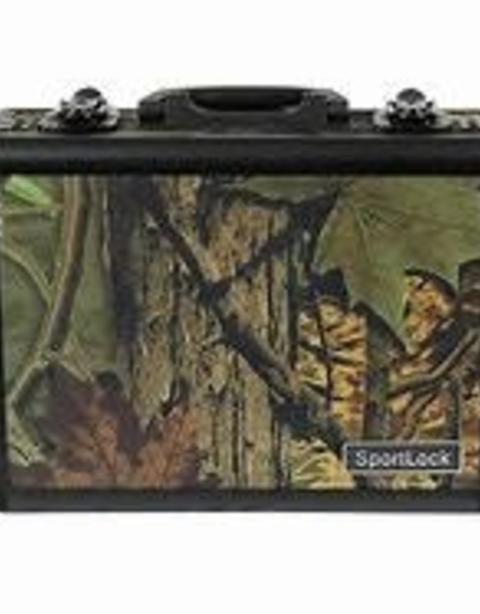 Birchwood Casey AlumaLock Double Handgun Case