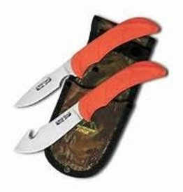 Outdoor Edge Wild Pair Skinner & Caper Combo with Sheath