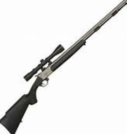 Traditions Pursuit G4 Ultralight .50 Cal Cerakote/Black Stock 3-9x40 Scope