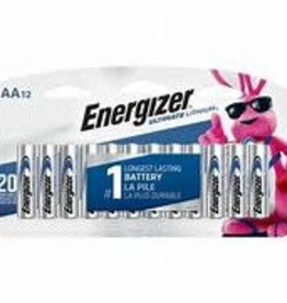 Energizer Ultimate Lithium AA12 Pack