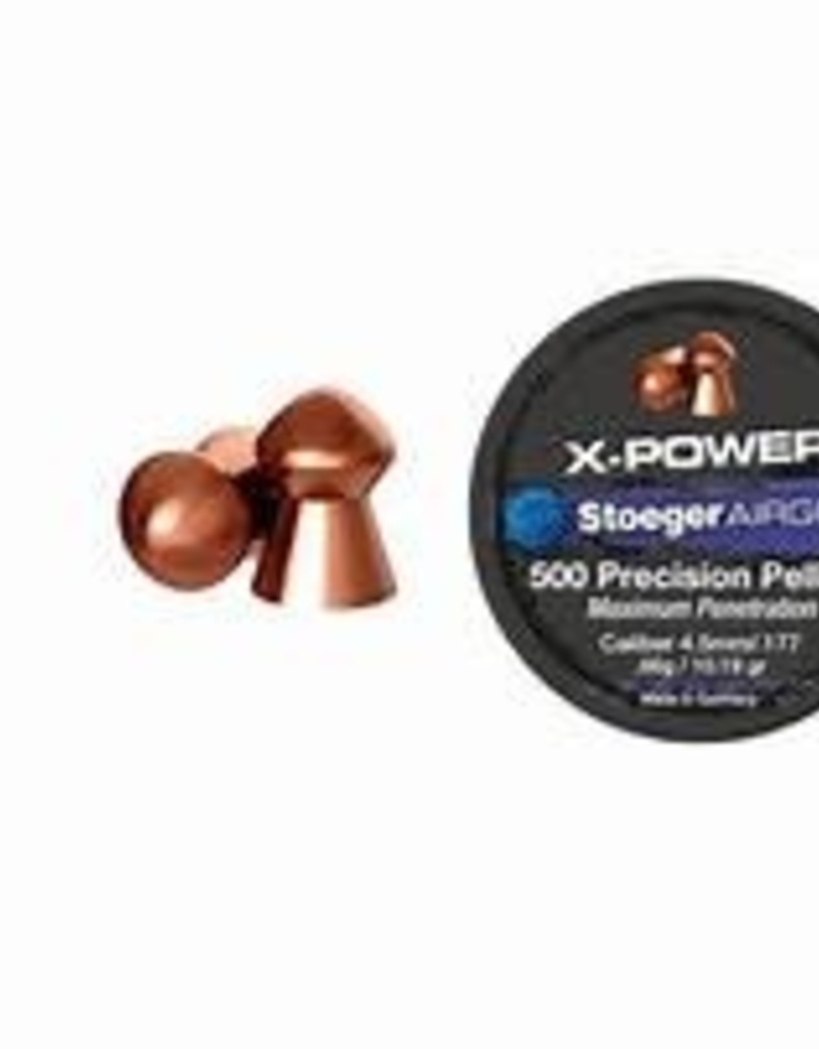 Stoeger Canada 500 Precision .177 Caliber Pellets