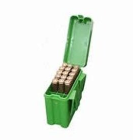 MTM RS-20-10 Case-Gard Ammo Box 20 Round Belt Style 223 204 Ruger 6x47