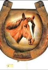 RIVERS EDGE Automatic Nightlight Horse Shoe