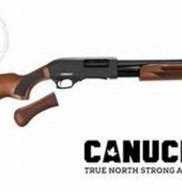 Canuck Pioneer Pump Action 12 Ga Shotgun
