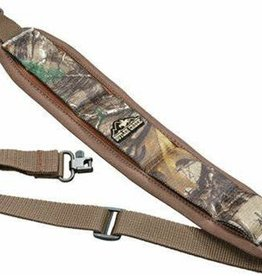 "Butler Creek Comfort Stretch Rifle Sling 1""  Realtree Xtra"