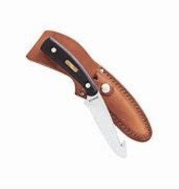 Schrade W/Leather Sheath Schrade  Guthook Skinner