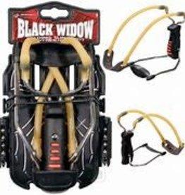 Black Widow Folding Slingshot