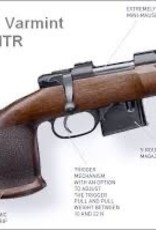 CZ 527 Varmint .223 5 RND Wood