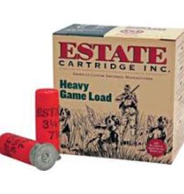 Estate Heavy Game Load 12 Gauge 2 3/4  #7.5  1 /4