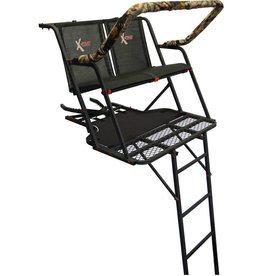 X-STAND THE OUTBACK 16' TWO PERSON LADDER STAND